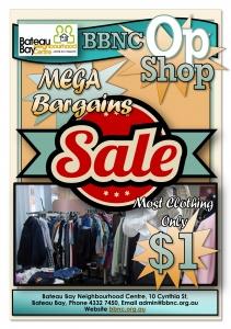 MEGABargainsOpshop2017