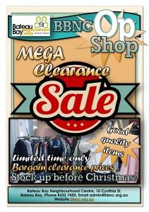 BargainSaleOpshop2017Flye